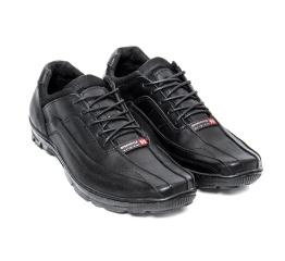 Купить Мужские кроссовки Sport Style черные в Украине