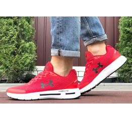 Купить Чоловічі кросівки Under Armour HOVR червоні