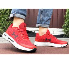 Купить Мужские кроссовки Under Armour HOVR красные в Украине