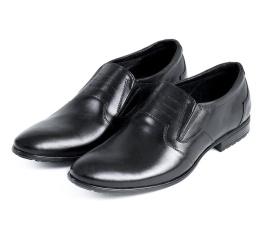 Купить Мужские туфли AVA De Lux черные в Украине