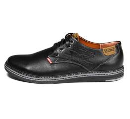 Купить Чоловічі туфлі Levi's чорні