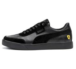 Купить Мужские кроссовки Puma Ferrari черные