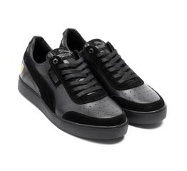 Купить Мужские кроссовки Puma Ferrari черные в Украине