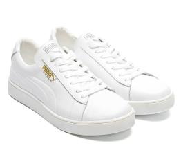 Купить Мужские кроссовки Puma Suede белые (white) в Украине