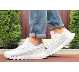 Мужские кроссовки Reebok Classic Leather Legacy белые