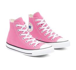 Купить Женские кеды Converse Chuck Taylor All Star High розовые в Украине
