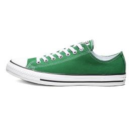 Купить Женские кеды Converse Chuck Taylor All Star Low зеленые