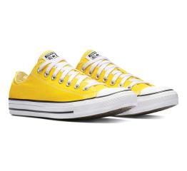 Купить Женские кеды Converse Chuck Taylor All Star Low желтые в Украине