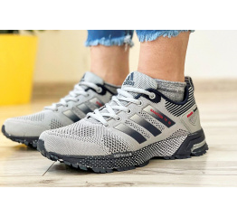 Купить Жіночі кросівки Adidas Marathon TR сірі