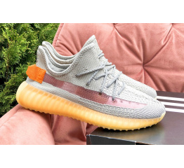 Купить Жіночі кросівки Adidas Yeezy Boost 350 V2 grey в Украине