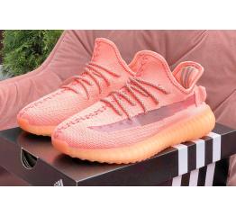 Купить Женские кроссовки Adidas Yeezy Boost 350 V2 tripple orange