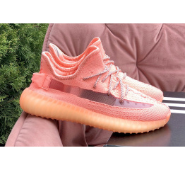 Купить Женские кроссовки Adidas Yeezy Boost 350 V2 tripple orange в Украине