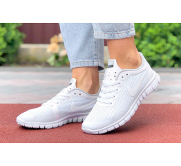 Купить Женские кроссовки Nike Free 3.0 V2 белые