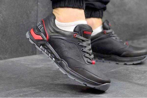 Мужские туфли Merrell черные