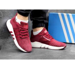 Купить Мужские кроссовки Adidas Originals EQT Support 93/17 бордовые