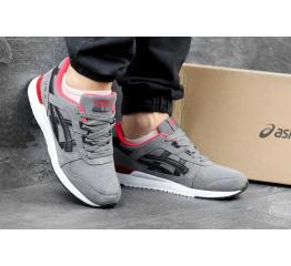 Купить Чоловічі кросівки Asics GEL-Lyte III сірі з чорним в Украине