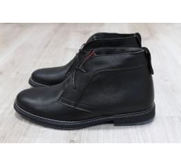 Мужские ботинки Tommy Hilfiger Ankle Boot зимние черные