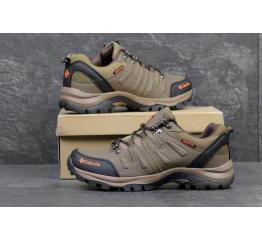 Купить Мужские кроссовки для активного отдыха Columbia коричневые в Украине