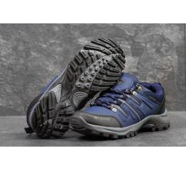Купить Мужские кроссовки для активного отдыха Columbia темно-синие