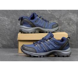 Купить Чоловічі кросівки для активного відпочинку Columbia темно-сині в Украине