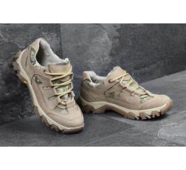 Купить Мужские туфли Military бежевые