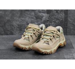 Купить Мужские туфли Military бежевые в Украине