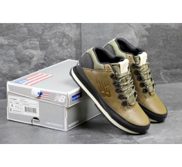 Купить Чоловічі високі кросівки New Balance H754BGY оливковые