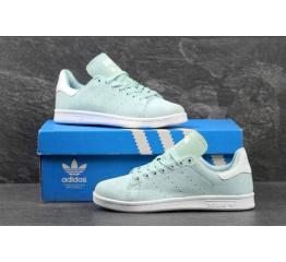 Купить Женские кроссовки Adidas Stan Smith бирюзовые