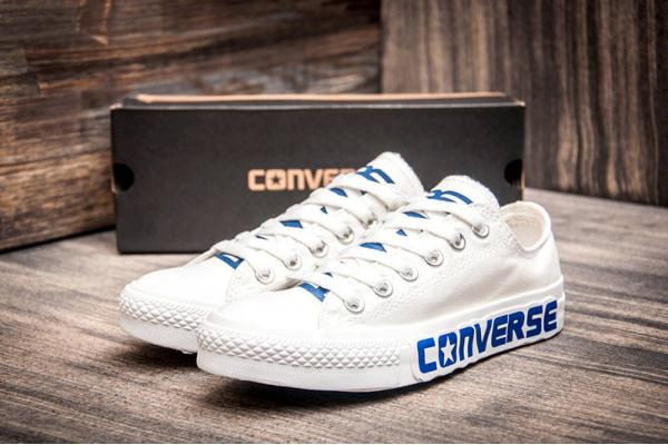 Мужские кеды Converse Chuck Taylor All Star белые