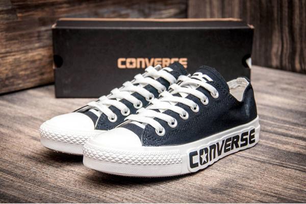 Женские кеды Converse Chuck Taylor All Star черные