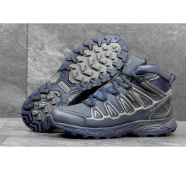 Купить Чоловічі черевики Salomon X Ultra Mid 2 GTX темно-сині