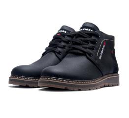 Мужские ботинки Tommy Hilfiger Denim Boots черные