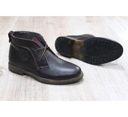 Мужские ботинки Tommy Hilfiger Ankle Boot зимние коричневые