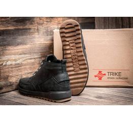 Мужские ботинки Trike зимние черные