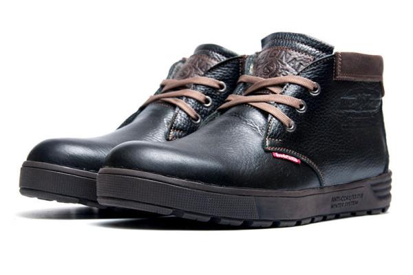 Мужские ботинки Clarks черыне