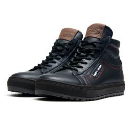 Мужские ботинки Tommy Hilfiger Denim темно-синие