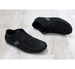 Купить Мужские туфли мокасины черные в Украине