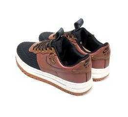 Купить Женские кроссовки Nike Lunar Force 1 Duckboot Low коричневые в Украине