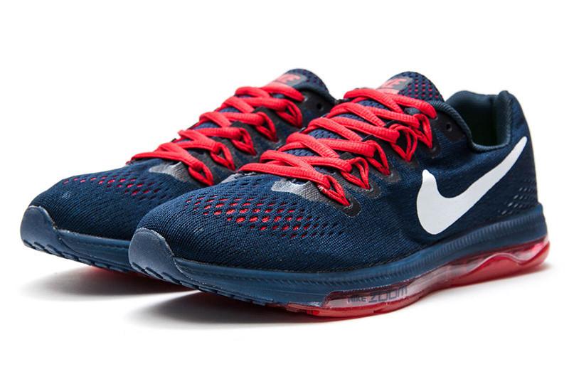 c0dad5fa Мужские кроссовки Nike Zoom All Out Low темно-синие