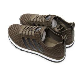 Купить Женские кроссовки Adidas Neo 10k Woven коричневые в Украине