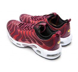 Купить Женские кроссовки Nike Air Max Plus TN Ultra бордовые в Украине