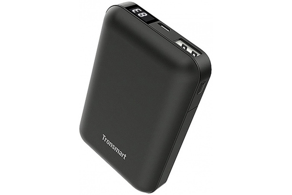 Портативная батарея Tronsmart PB10 10000mAh Mini Power Bank Black