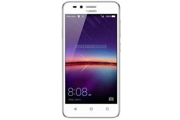 Смартфон Huawei Y3 II White-Pink