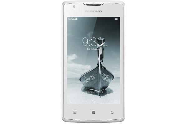 Смартфон Lenovo A1000 White