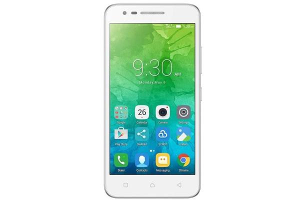 Смартфон Lenovo C2 White