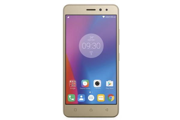 Смартфон Lenovo K6 Gold (PA530181UA)