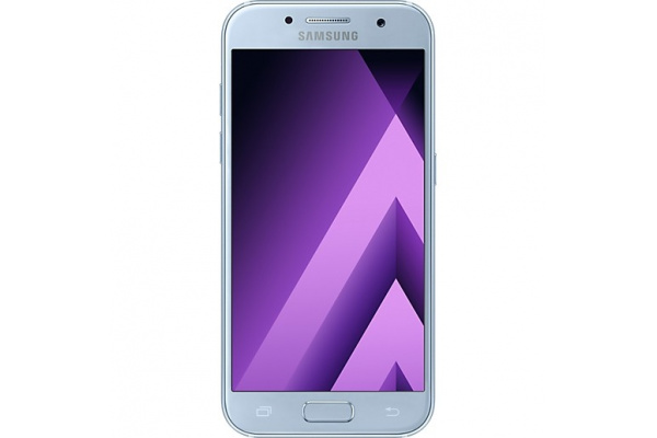 Смартфон Samsung Galaxy A3 2017 Blue (SM-A320FZBD)