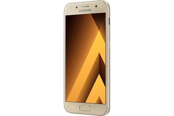 Смартфон Samsung Galaxy A3 2017 Gold (SM-A320FZDD)