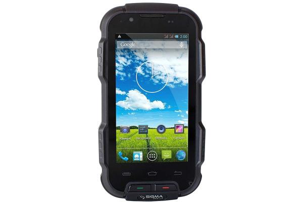 Смартфон Sigma mobile X-treme PQ23 Black