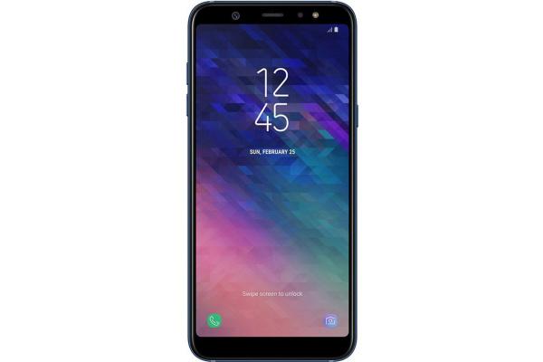 Смартфон Samsung Galaxy A6+ A605F Blue
